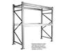 GALVANIZED STEEL PALLET RACK SYSTEMS